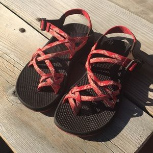 Women's Chaco ZX2 yampa sandals size 9 wide